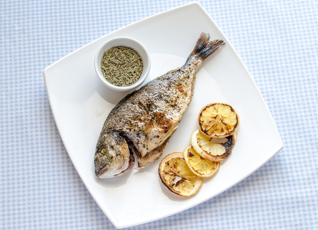 How to make Dorad fish
