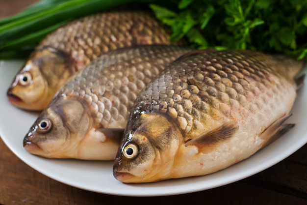 How to make carp fish