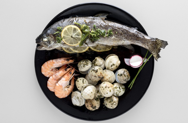 How to make clams fish
