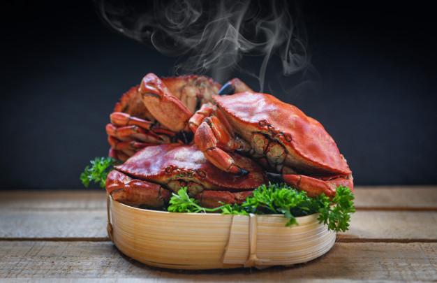 How to make crab fish
