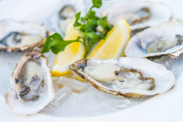 How to make oyster fish