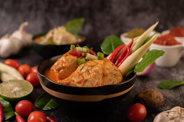 Chicken recipes curry simply