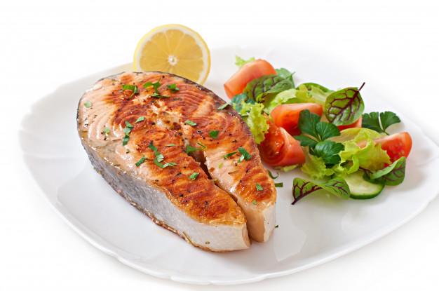 Fish fillet method for diet