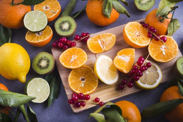 Good sources of vitamin c