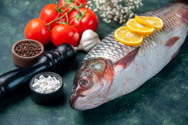 How to make Grilled Mira fish