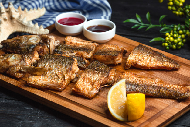 How to make Mira fish roast & oven