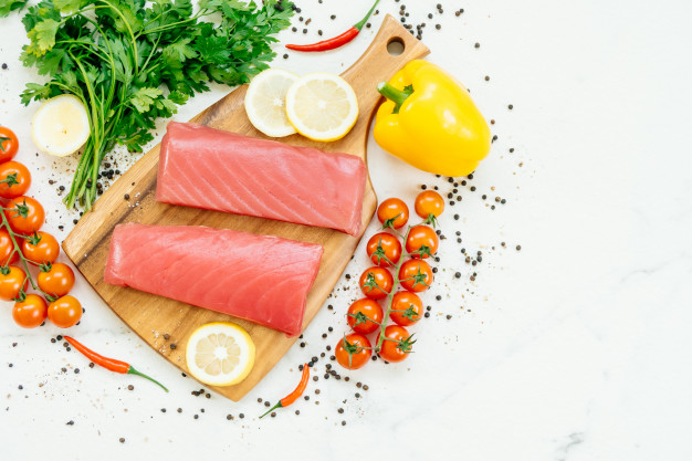 How to make fried fish fillet