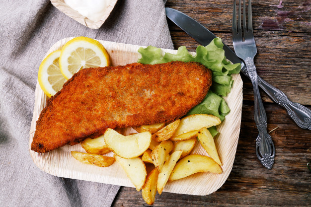 How to make grilled fish fillet diet