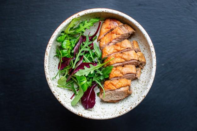 Multi-meal keto recipes