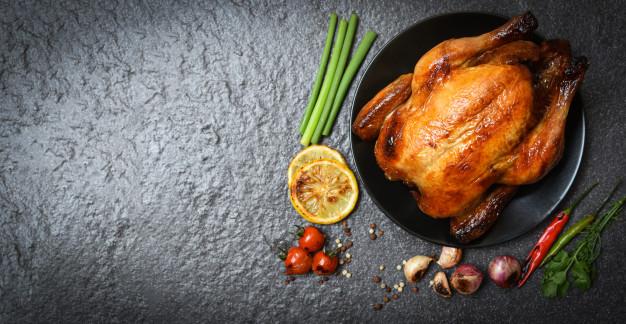 Recipe to cook chicken