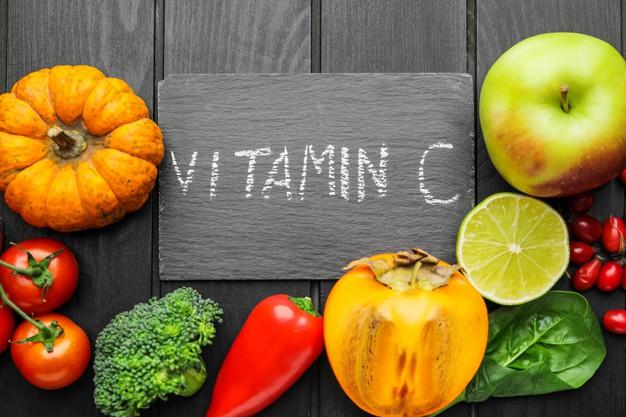 Sources of vitamin C vegetables