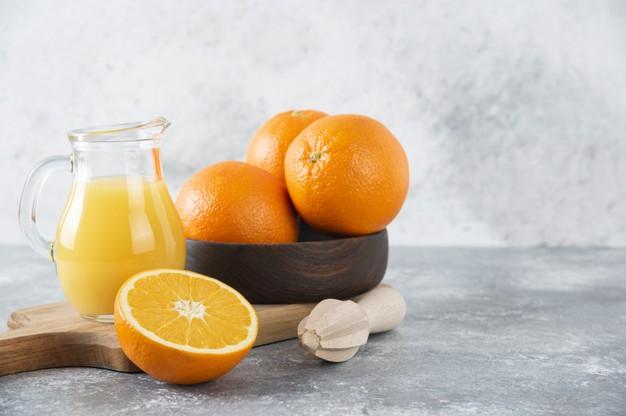 Vitamin C juice recipes