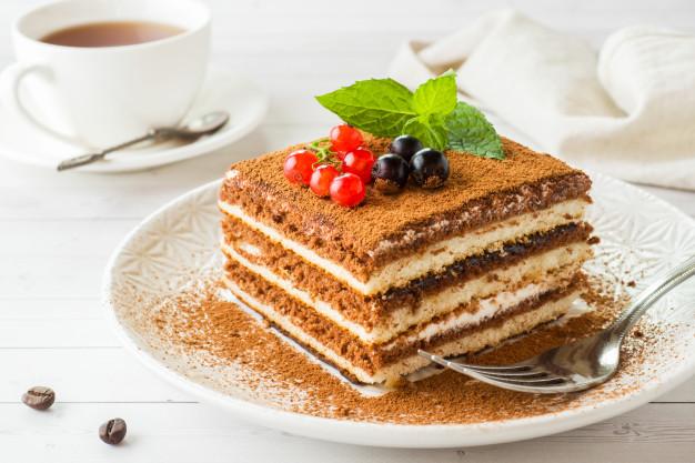 make dessert cake