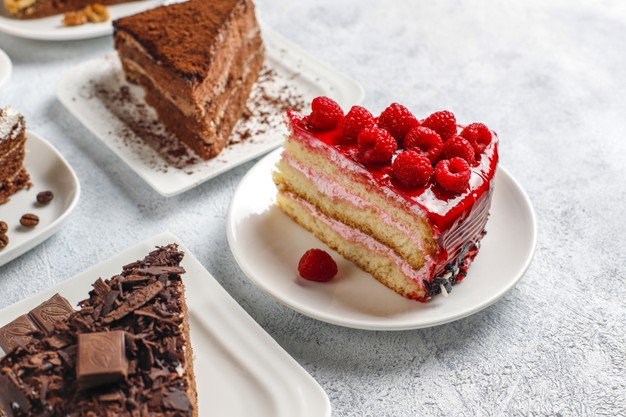 How to make dessert cake from scratch