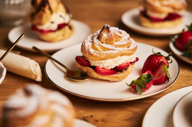 How to make desserts healthier