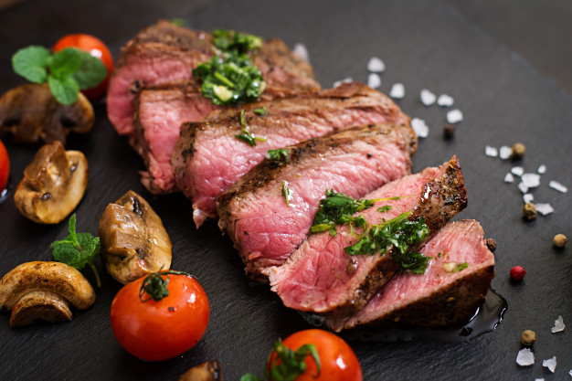 How to cook beef in the oven