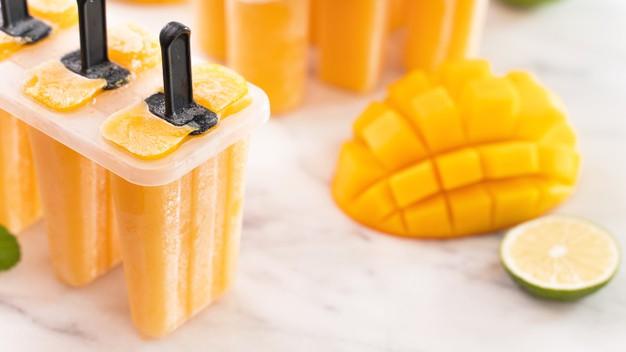 How to make frozen mango