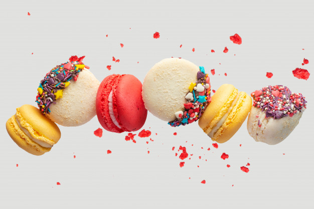 Make desserts without flour