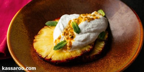 Easy French vegan desserts