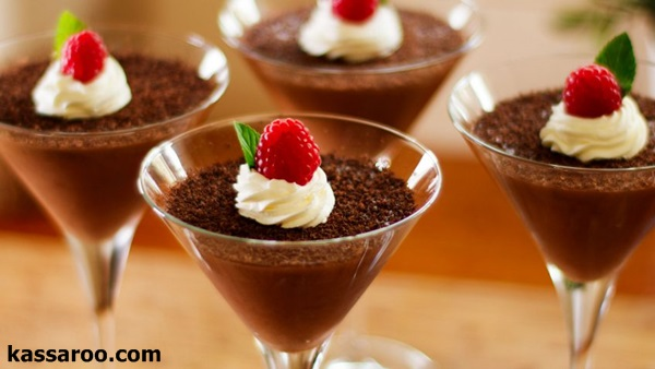 Easy french chocolate desserts