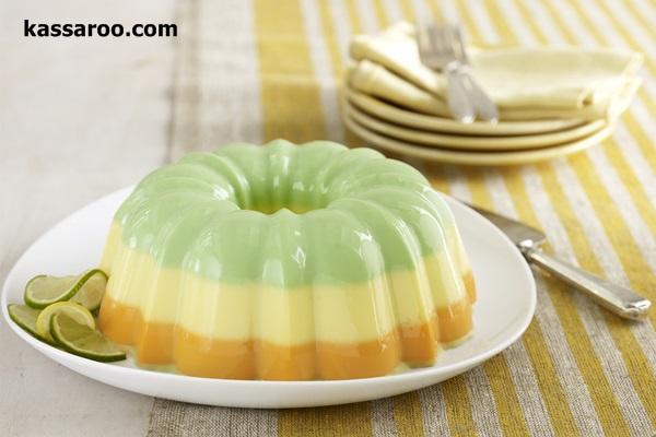 How to make Gelatin dessert