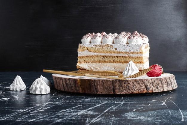 Make desserts for beginners