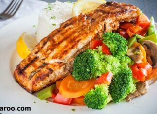 Healthy fish recipes for weight loss