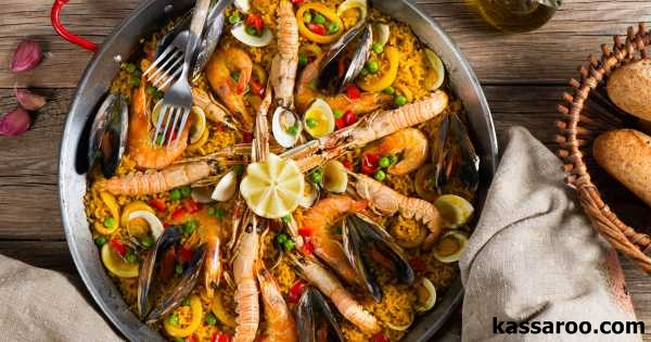 Seafood recipes for weight loss