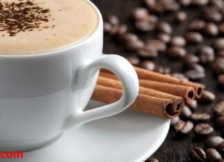 How to make French coffee with milk